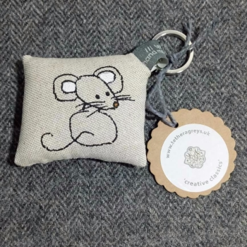 27. farmyard key ring / bag charm