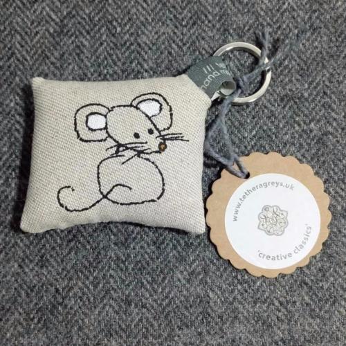 27. farmyard key ring / bag charm