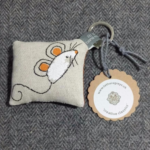 30. farmyard key ring / bag charm
