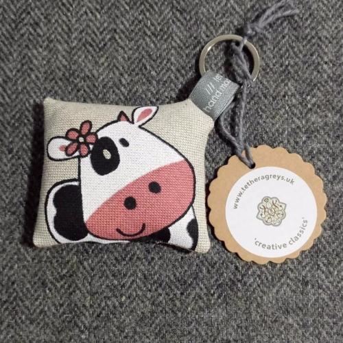 31. farmyard key ring / bag charm