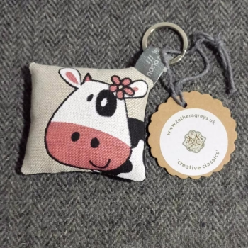 37. farmyard key ring / bag charm
