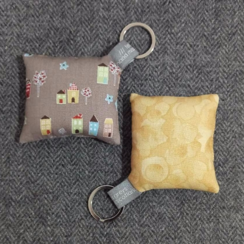 7. house key ring