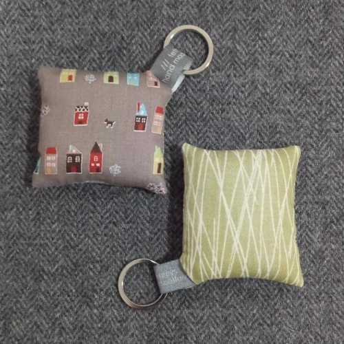 8. house key ring