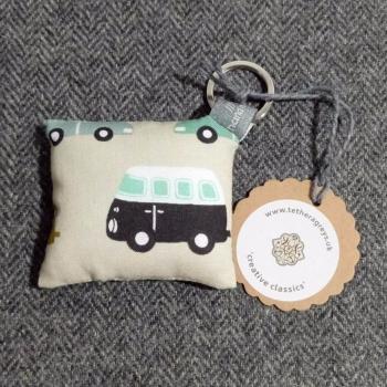 13. transport key ring / bag charm