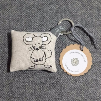 44. farmyard key ring / bag charm