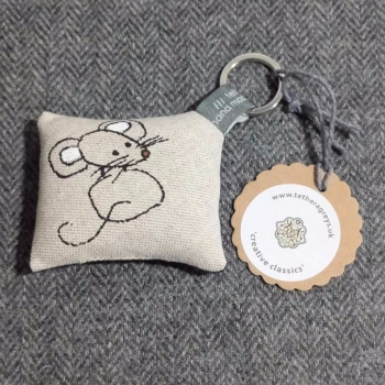 47. farmyard key ring / bag charm