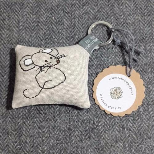 47. farmyard key ring / bag charm