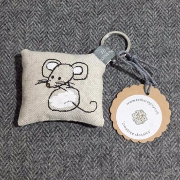50. farmyard key ring / bag charm