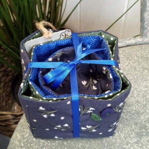 4. tethera tidy pots