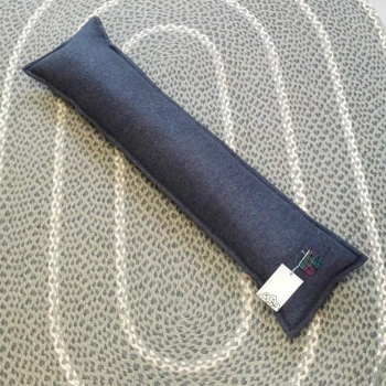 9. draught excluder/sofa bolster