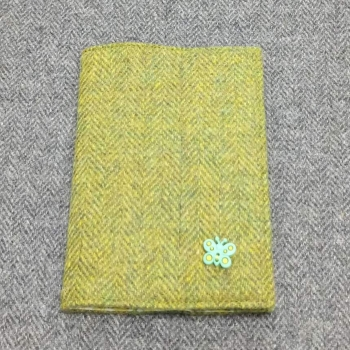 50. passport / notebook cover