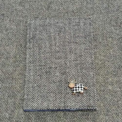 46. passport / notebook cover