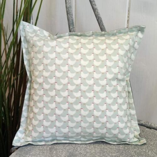 42. mini cotton cushion