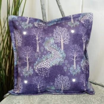 41. mini cotton cushion