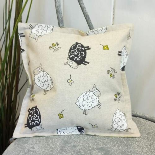 40. mini cotton cushion