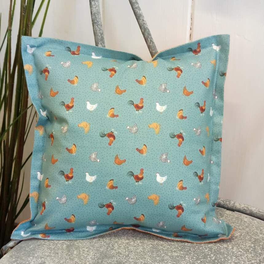 38. mini cotton cushion