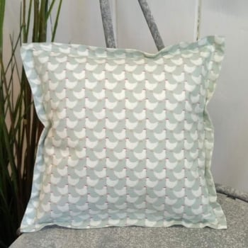 35. mini cotton cushion