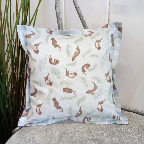 55. mini cotton cushion
