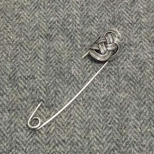 celtic knot silver