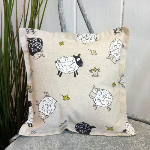 66. mini cotton cushion