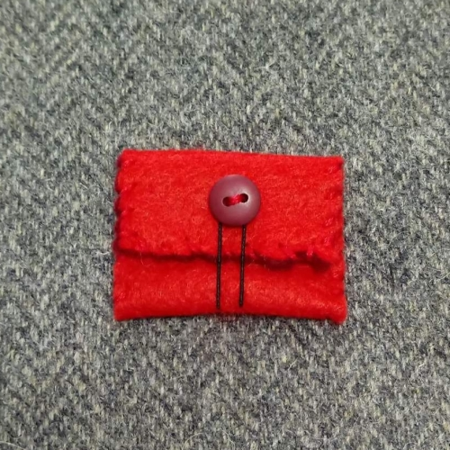 32. teeny wee pouch