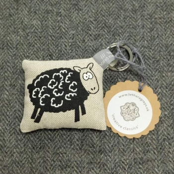56. farmyard key ring / bag charm