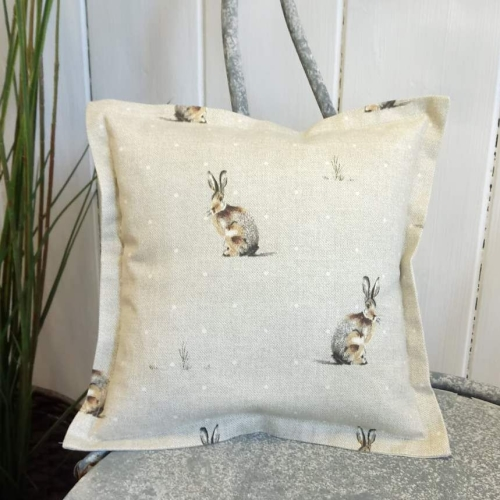 74. mini cotton cushion