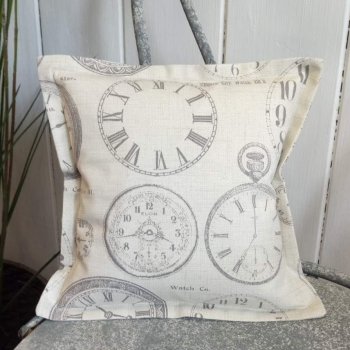 2. mini linen cushion