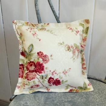3. mini linen cushion