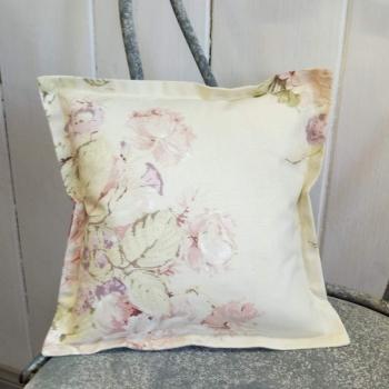 5. mini linen cushion