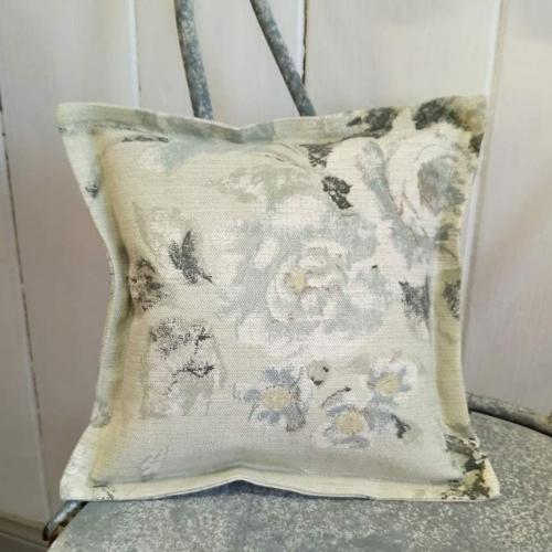 8. mini linen cushion