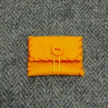 34. teeny wee pouch