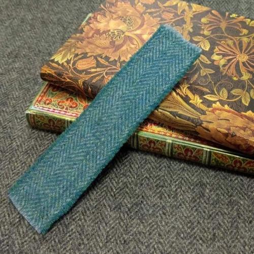 32. tweed bookmark