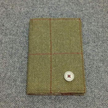 54. passport / notebook cover