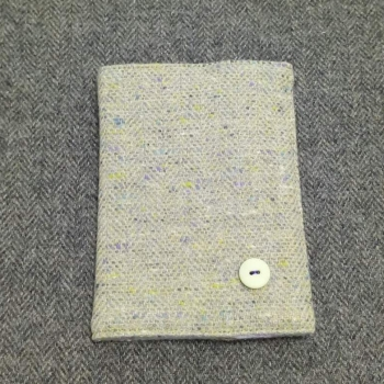 55. passport / notebook cover
