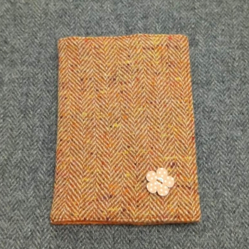 56. passport / notebook cover