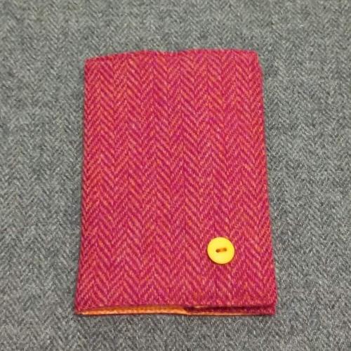 58. passport / notebook cover