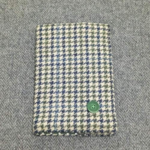 60. passport / notebook cover