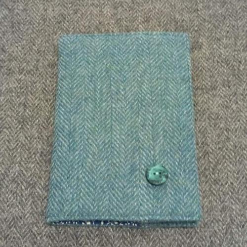 62. passport / notebook cover