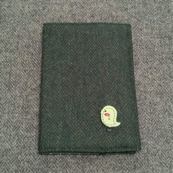 64. passport / notebook cover