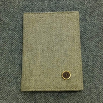 68. passport / notebook cover