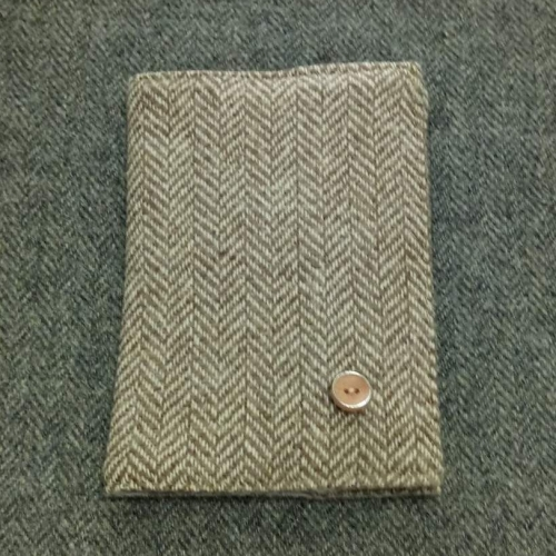 70. passport / notebook cover