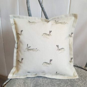 11. mini linen cushion