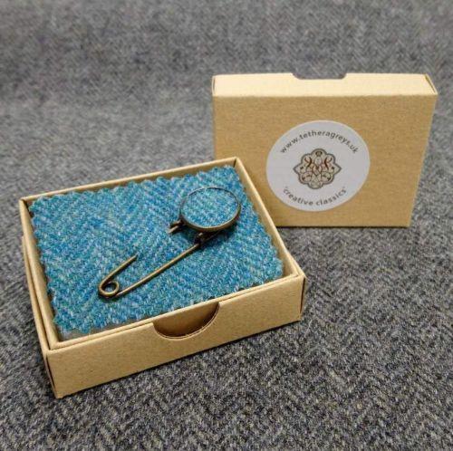 tweed pin
