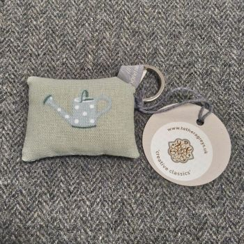 watering can key ring / bag charm