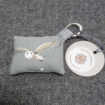 owl key ring / bag charm