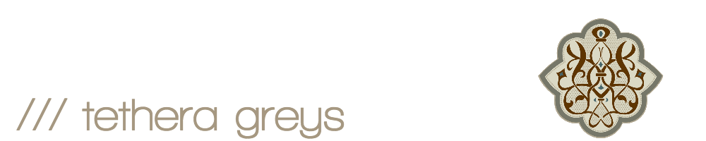 ///  tethera greys, site logo.