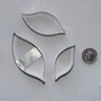 Hydrangea Leaf Set x 4