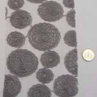 (L05)Lace - Grey Coils