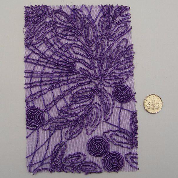 <!--004-->Lace - Purple Vine